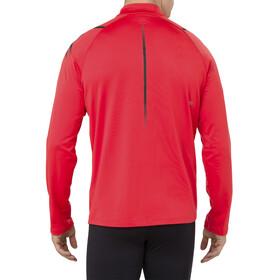 asics Icon Running Shirt longsleeve Men red